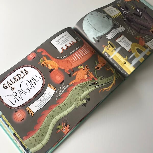 Dragones. Manual de instrucciones (3)