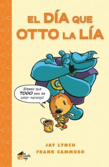 El día que Otto la lía (portada)