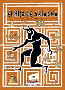 El hilo de Ariadna (portada)