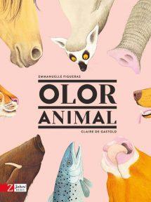 Olor Animal (portada)