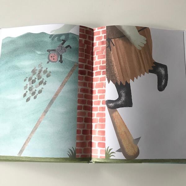 El muro en mitad del libro (3)