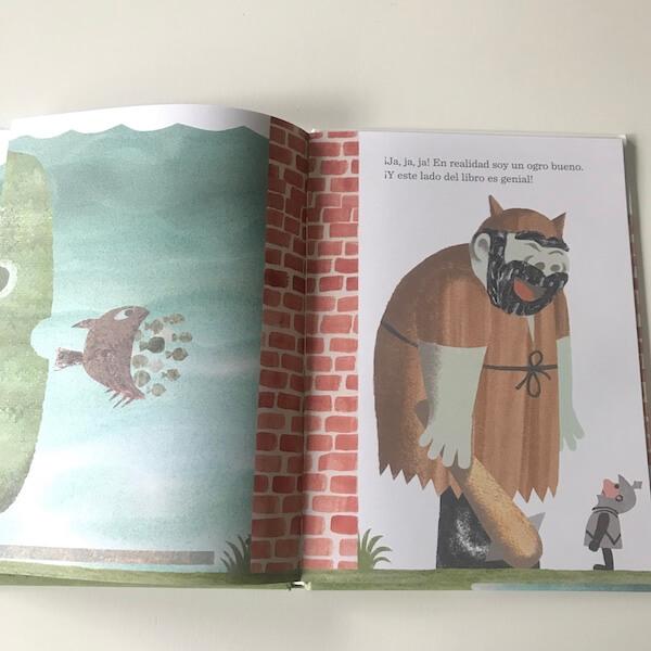 El muro en mitad del libro (4)