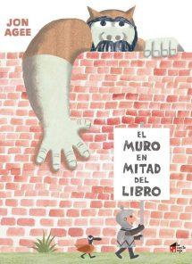 El muro en mitad del libro (portada)