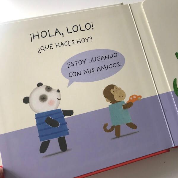 Lolo y sus amigos - Contrarios (1)