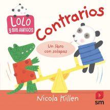 Lolo y sus amigos - Contrarios (portada)