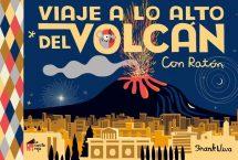 Viaje a lo alto del volcán con Ratón (portada)