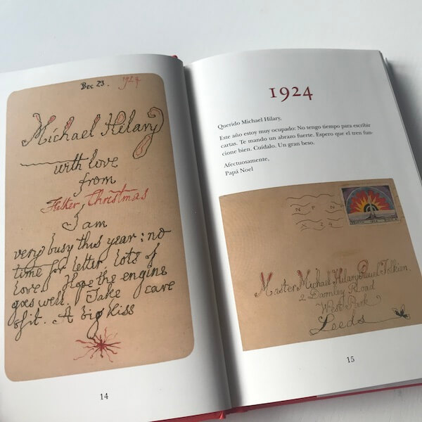 Cartas de Papá Noel - Tolkien (1)