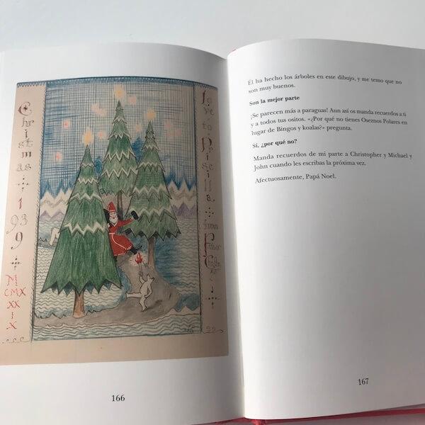 Cartas de Papá Noel - Tolkien (3)
