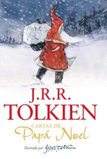 Cartas de Papá Noel - Tolkien (portada)