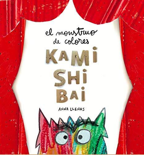 El Monstruo de Colores - Kamishibai - Reseña en Pekeleke