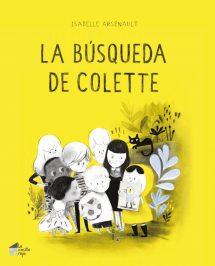 La búsqueda de Colette (portada)