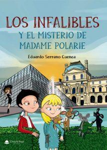 Los infalibles y el misterio de Madame Polarie (portada)