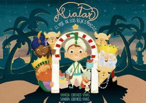 Aliatar, el Paje de los Reyes Magos (portada)