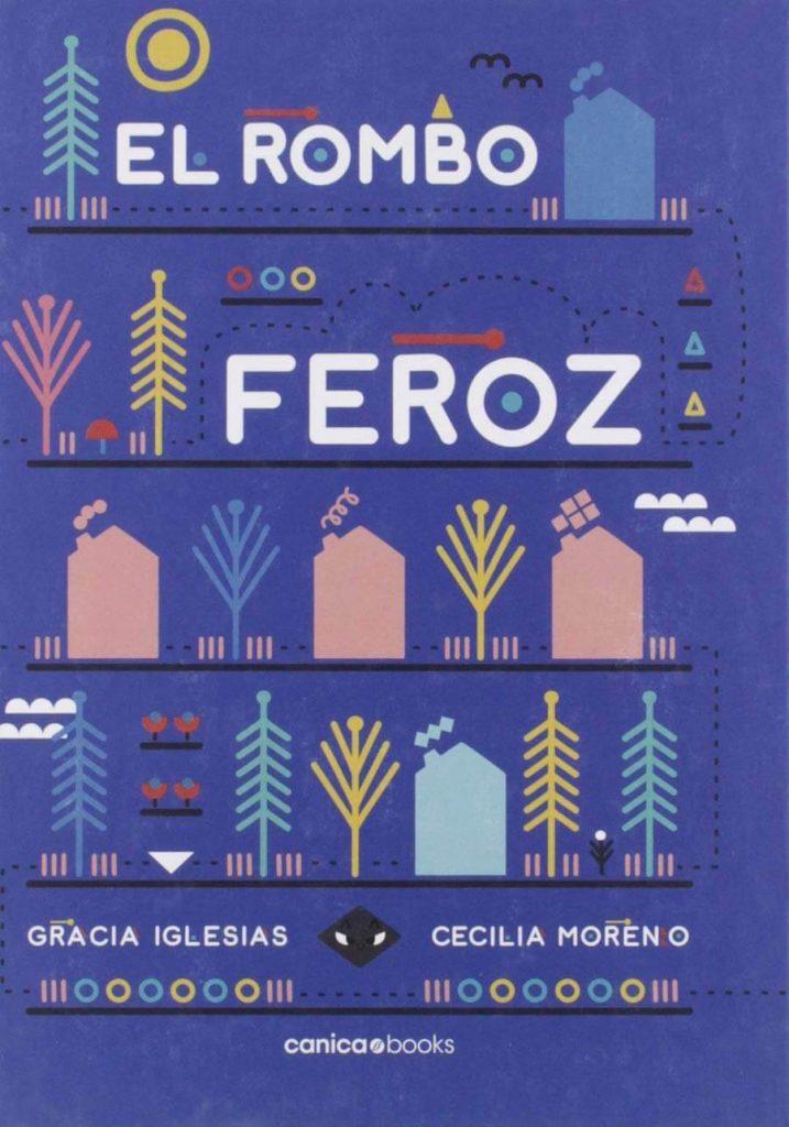 El Rombo Feroz (portada)