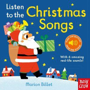 Listen to the Christmas Songs (portada)