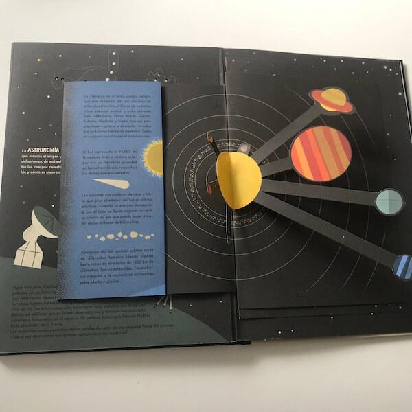 El Sol y los Planetas (3)