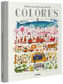 El libro más bonito de todos los colores (portada)