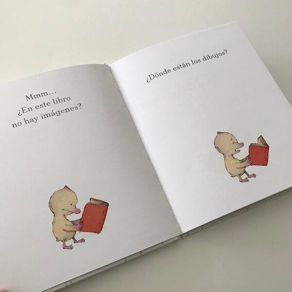 ¡Qué libro más tonto! (1)