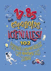 17+85 españoles ¡geniales! (portada)