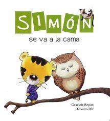 Simón se va a la cama (portada)