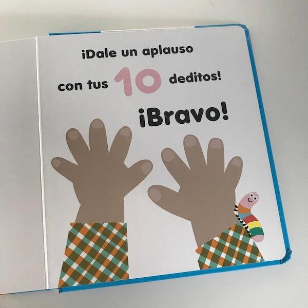BRAVO ¡Mis deditos! (3)