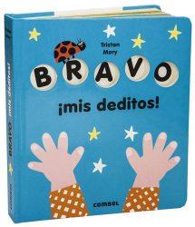 BRAVO ¡Mis deditos! (portada)