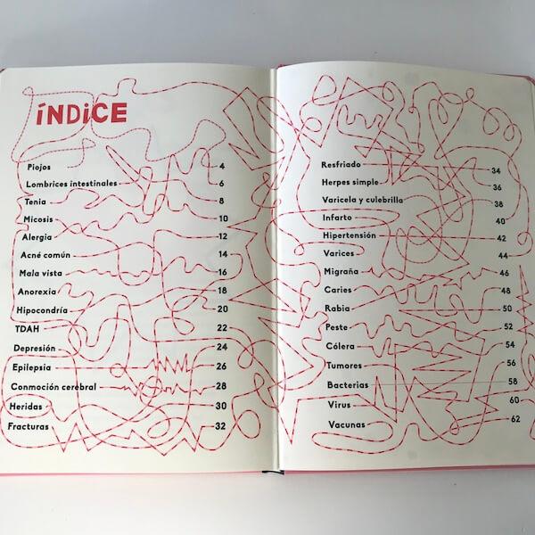 El gran libro de las enfermedades (índice)