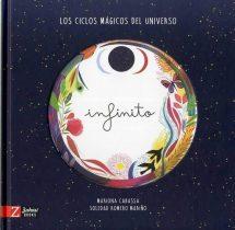 Infinito. Los ciclos mágicos del universo (portada)