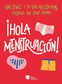 ¡Hola menstruación! (portada)
