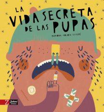La vida secreta de las pupas (portada)