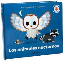 Los animales nocturnos - Colección al dedillo Combel (portada)