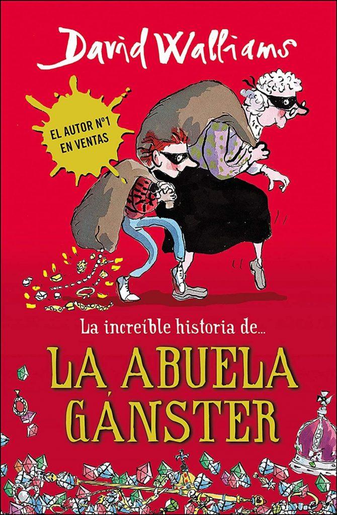 La increíble historia de La Abuela Gánster (portada)