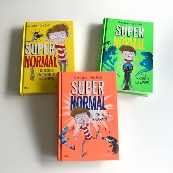 """Colección """"Supernormal"""" de Greg James"""