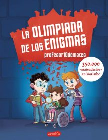 La Olimpiada de los Enigmas (portada)