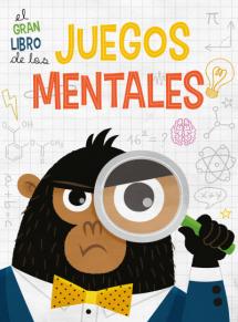 El gran libro de los JUEGOS MENTALES (portada)
