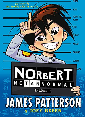 Norbert no tan normal (portada)