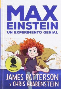Max Einstein 1: Un experimento genial (portada)