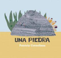 Una piedra, Patricia Cornellana (portada)
