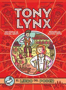 Los diarios de TONY LYNX (portada)