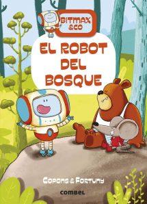 Bitmax&Co: El Robot del bosque (portada)