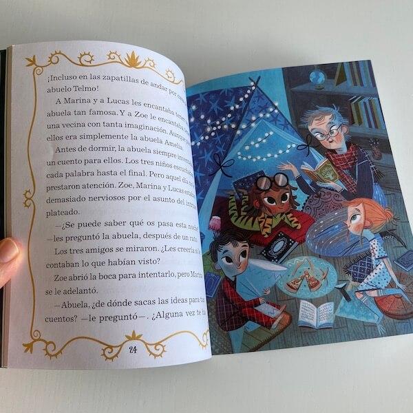 Los rescatadores mágicos y la puerta a Imaginaria (1)
