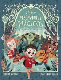 Los rescatadores mágicos y la puerta a Imaginaria (portada)