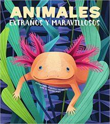 Animales extraños y maravillosos (portada)