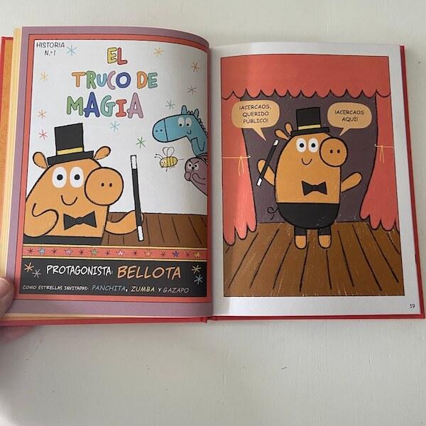 Bellota y sus amigos (2)