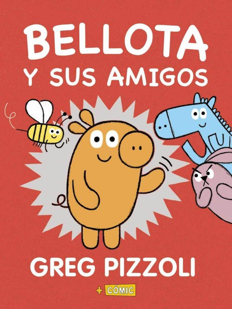 Bellota y sus amigos (portada)