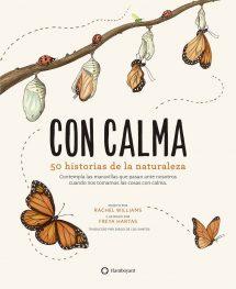 Con calma. 50 historias de la naturaleza (portada)