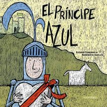 El príncipe azul Kalandraka (portada)