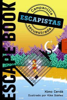 Escapistas: Campanilla secuestrada (portada)