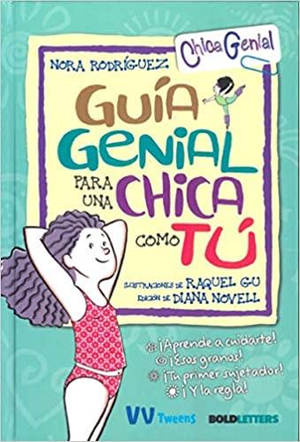 Guía genial para una chica como tú (portada)