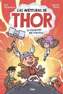 Las aventuras de Thor (portada)